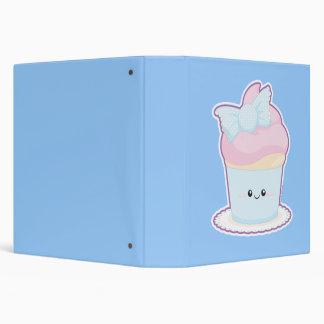 Lolita Cupcake 3 Ring Binder