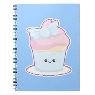 Lolita Cupcake Notebook