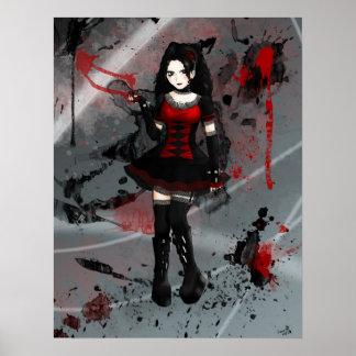 Lolita gótico posters