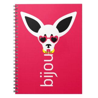 """""""Lolita"""" inspiró el cuaderno enrrollado de la"""
