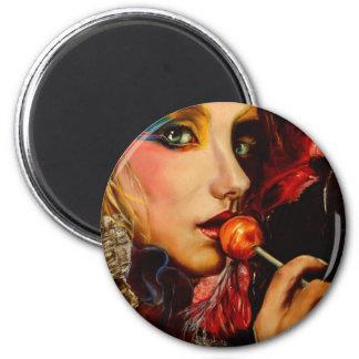 Lolita Refrigerator Magnet