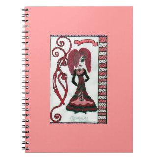 Lolita rosado libreta