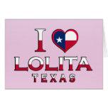 Lolita, Texas Cards