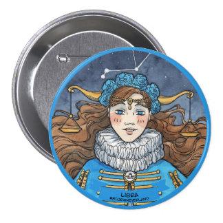 Lolita Zodiac: Libra Button
