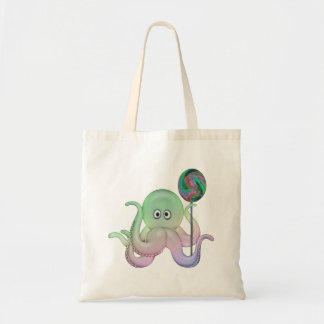Lolli-pops Octopus Child's Tote/diaper Tote Bag
