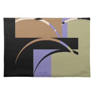 Lollie Eclipse Series 7 Cloth Placemat