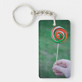 Lollipop Acrylic Keychains