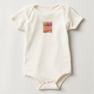 Lollipop Baby Bodysuit