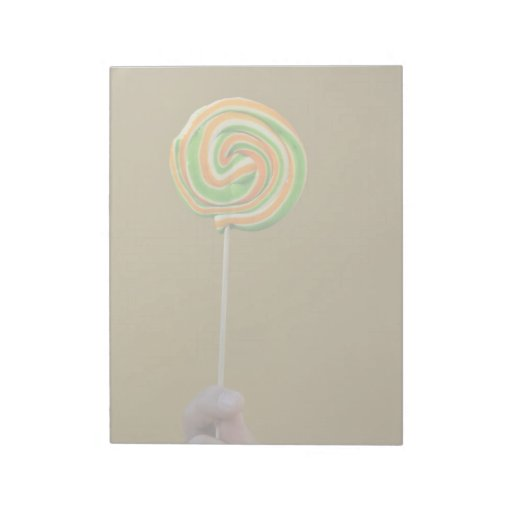 Lollipop Blocs De Papel