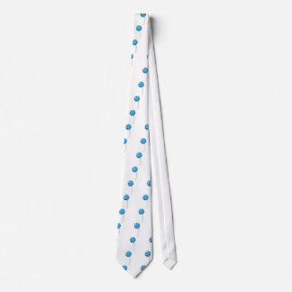 Lollipop Blueberry Cartoon Neck Tie