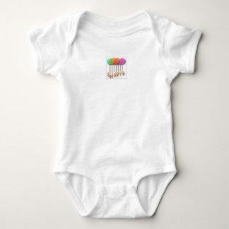Lollipop Body Para Bebé