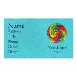 Lollipop Business Cards