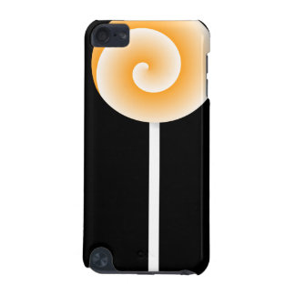 Lollipop Case (Tangerine) for iPod Touch