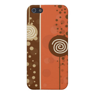 Lollipop Chocolate - i iPhone SE/5/5s Cover