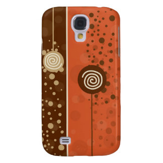 Lollipop Chocolate  Samsung Galaxy S4 Cover