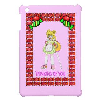 Lollipop de Lisa y los caramelos iPad Mini Coberturas
