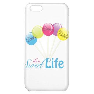 lollipop design case for iPhone 5C