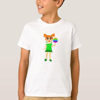 Lollipop Girl Tshirt