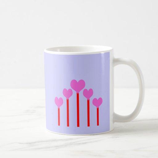 Lollipop Heartz Taza De Café
