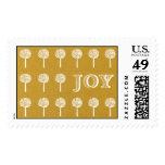 Lollipop Joy - 24 KT Postage Stamp
