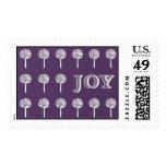 Lollipop Joy - Majestic Postage Stamp