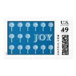 Lollipop Joy - Peacock Stamp