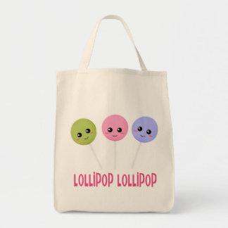 Lollipop Kawaii Style Grocery Bag