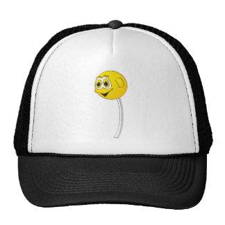 Lollipop Lemon Cartoon Trucker Hat