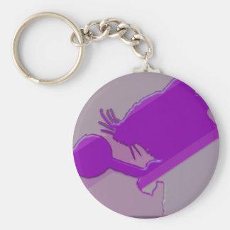 Lollipop Mouse Key Chains