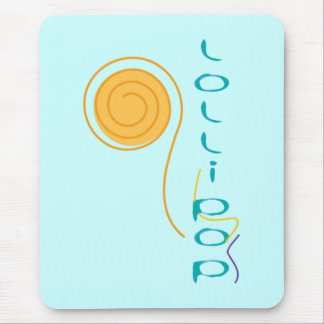 Lollipop Mouse Pad