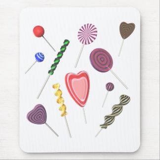Lollipop Mousemat Mouse Pad