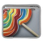 Lollipop multicolor fundas para iPads