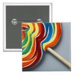 Lollipop multicolor pin cuadrado