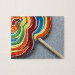 Lollipop multicolor puzzle con fotos