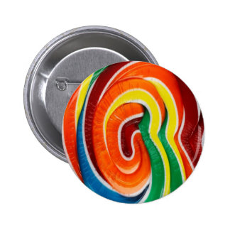 Lollipop Pinback Button