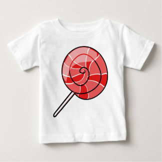 LolliPop red Baby T-Shirt