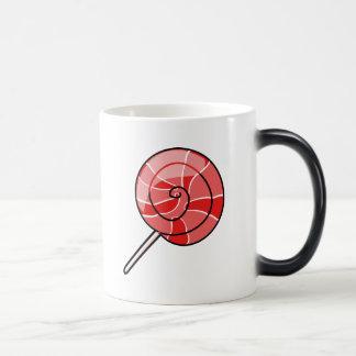 LolliPop red Magic Mug