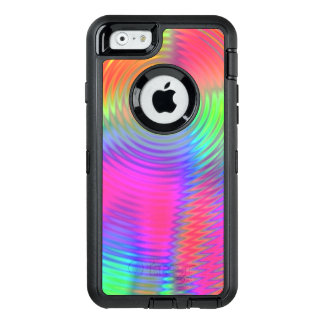 Lollipop Ripples OtterBox Defender iPhone Case