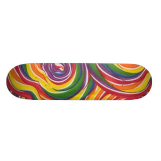 Lollipop Skateboard