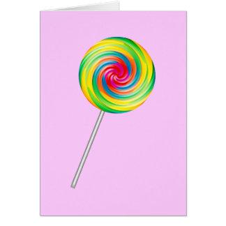 Lollipop Tarjetas