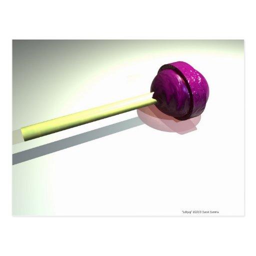 Lollipop Tarjetas Postales
