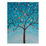 Lollipop Tree Postcard