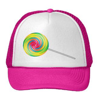 Lollipop Trucker Hat