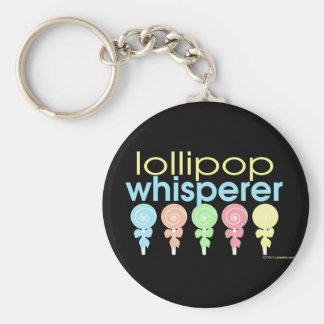 Lollipop Whisperer Keychain
