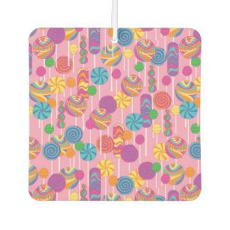 Lollipops Candy Pattern