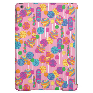 Lollipops Candy Pattern iPad Air Cover