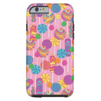 Lollipops Candy Pattern iPhone 6 Case
