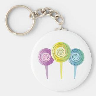 Lollipops Llavero Personalizado