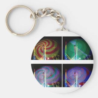 Lollipops Llavero Redondo Tipo Pin