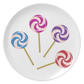 Lollipops Platos